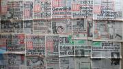 9 X Bild-Zeitung 3 X