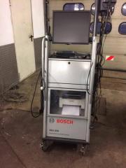 Abgastester Diagnosegerät Bosch