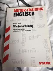 Abiturtraining Englisch Wortschatzübung