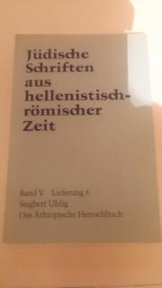 Äthiopisches Henochbuch Siegbert