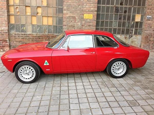 alfa romeo gt oldtimer gta replica sportwagen coup in stuhr kaufen und verkaufen ber private. Black Bedroom Furniture Sets. Home Design Ideas