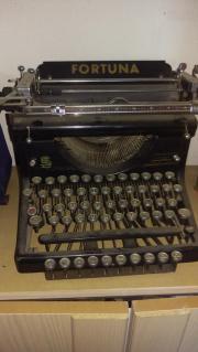 Alte Schreibmaschine Fortuna