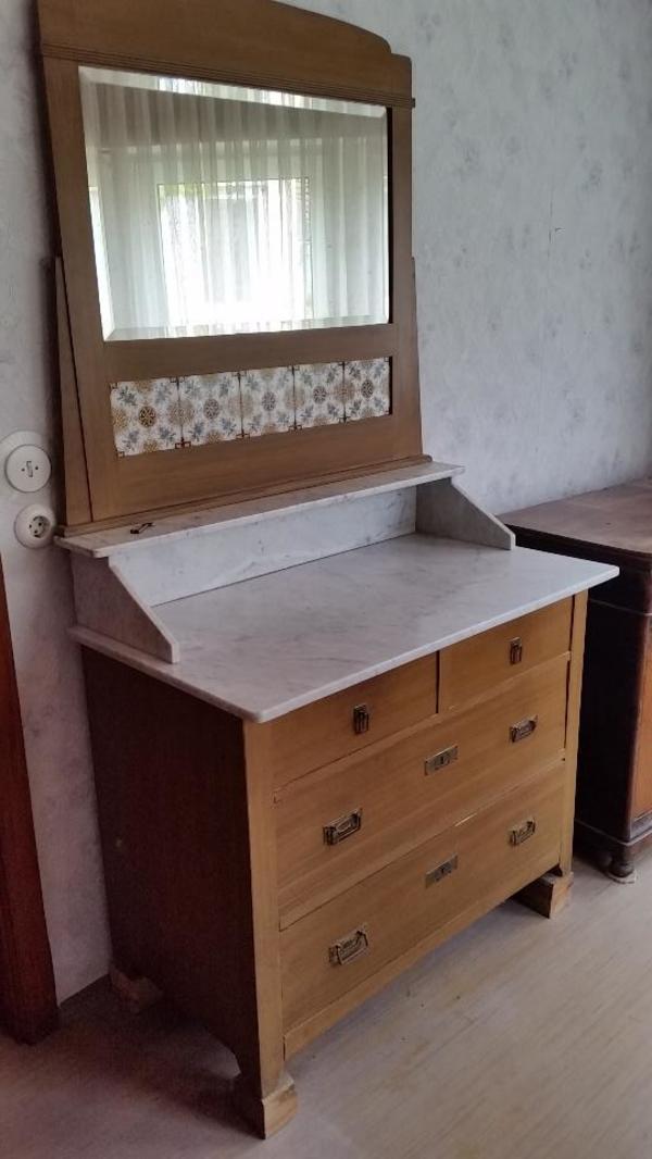 altes schlafzimmer in frettenheim - schränke, sonstige, Schlafzimmer