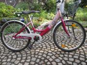 Alu - Marken - Mädchenrad (