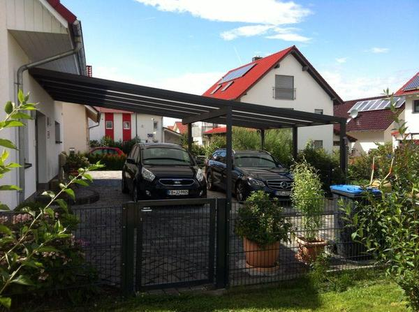 alu vordach terrassen berdachung terrassendach carport in. Black Bedroom Furniture Sets. Home Design Ideas