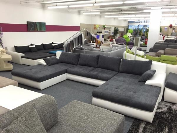ANGEBOT* WOHNLANDSCHAFT*BIG » Polster, Sessel, Couch