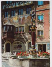 Ansichtskarte aus Stein am Rhein