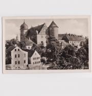 Ansichtskarte aus Wurzen von 1955