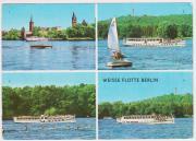 Ansichtskarte Berlin, mit