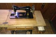 Antike Nähmaschine von