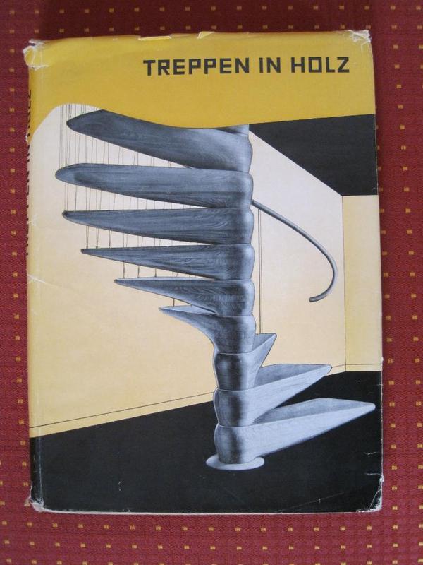 Treppen Nürnberg antiquarisches buch mit dem titel treppen in holz für haus und