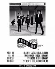 ARCADE FIRE TICKETS -