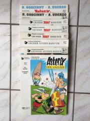Asterix Bände