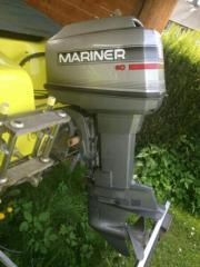 Außenborder Bootsmotor Mariner