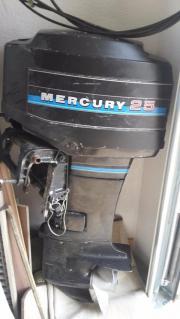 Außenborder, Mercury 25