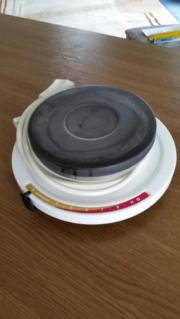 Automatik-Kochplatte von ROMMELSBACHER