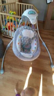 elektrische babyschaukel kinder baby spielzeug. Black Bedroom Furniture Sets. Home Design Ideas