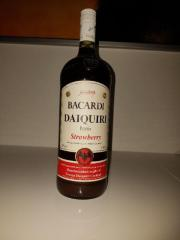 Bacardi Erdbeer Daiquiri