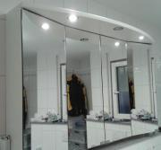 Badezimmer-Spiegelschrank, 4-