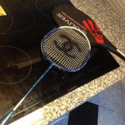 Badmintonschläger Chanel EINZELSTÜCK UNIKAT mit