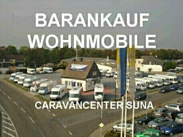 BARANKAUF! » Wohnmobile
