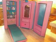 Barbie aufklappbares Haus