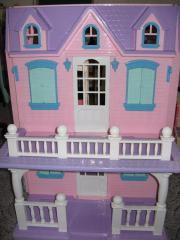barbie haus in stuttgart kinder baby spielzeug g nstige angebote finden. Black Bedroom Furniture Sets. Home Design Ideas