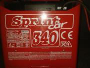 Batterieladegerät Sprintcar 340