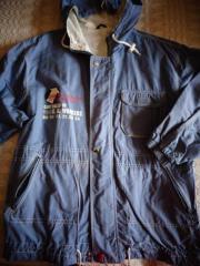 Bekleidung Jacke mit Kapuze für