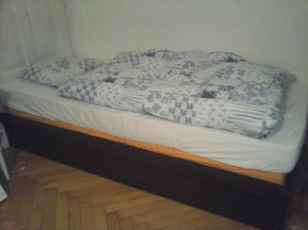 bett matratze gebraucht kaufen nur 2 st bis 65 g nstiger. Black Bedroom Furniture Sets. Home Design Ideas