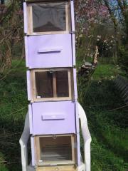 Bienenbeute 5er System Bienenkasten Bienenweide