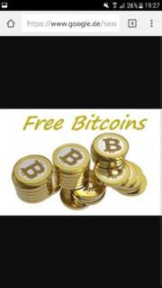 Bitcoins for Free!