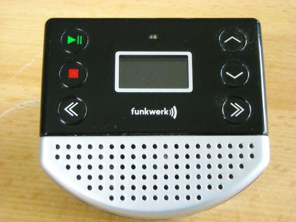 Bluetooth Car Kit Funkwerk EGO