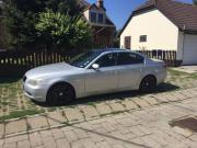 BMW 520 E60.