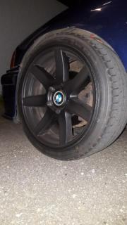 BMW Felgen concave