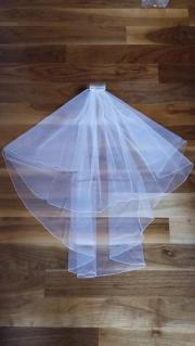 Brautschleier neu