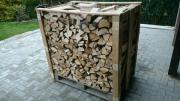 Brenholz Kaminholz Eiche