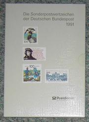 Briefmarken Jahreszusammenstellung BRD postfrisch komplett