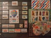 Briefmarken siehe Bilder