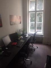 Büro in kleiner