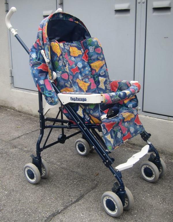 kinderwagen buggy peg gebraucht kaufen 3 st bis 60. Black Bedroom Furniture Sets. Home Design Ideas
