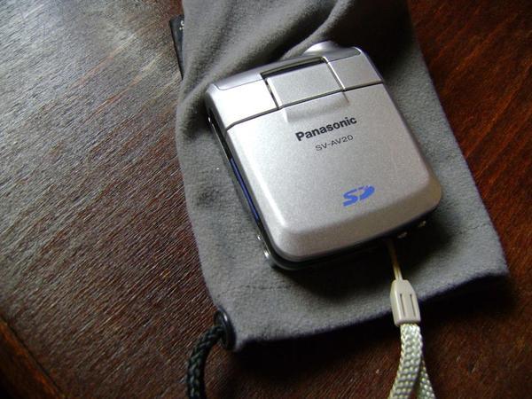 Camcorder und Digitalkamera