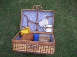 Bild 4 - Camping - Koffer Spielekoffer Kinderkoffer - Birkenheide Feuerberg
