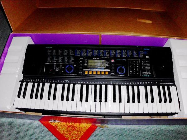 CASIO - KEYBOARD - CTK » Keyboards