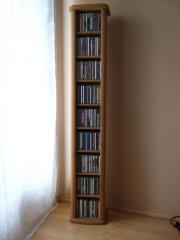 cd stander holz gebraucht kaufen nur 3 st bis 75 g nstiger. Black Bedroom Furniture Sets. Home Design Ideas