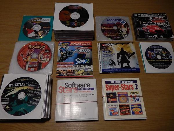CDs/DVDs (lose » PC-Spiele