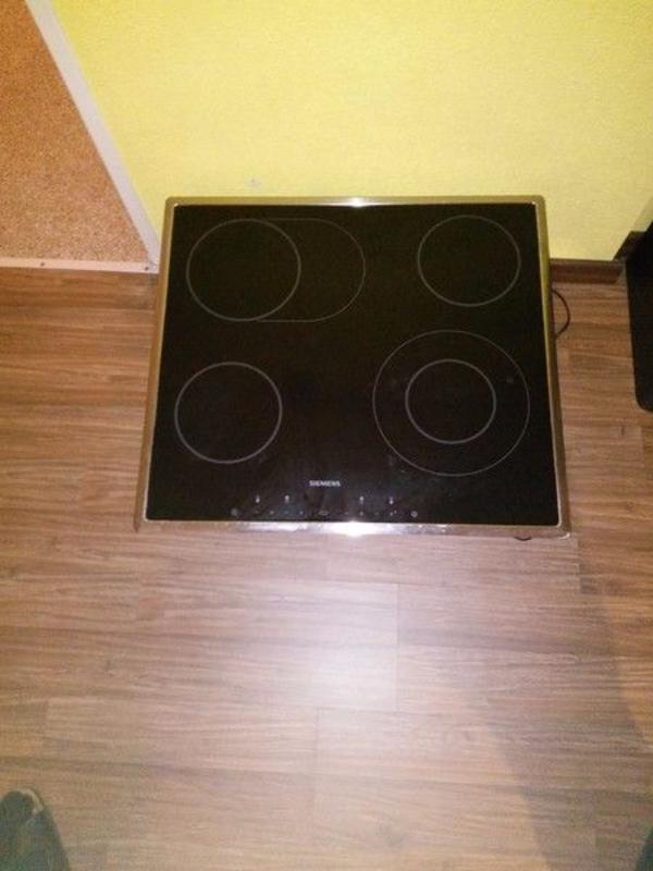 siemens cerankochfeld gebraucht kaufen nur 3 st bis 75 g nstiger. Black Bedroom Furniture Sets. Home Design Ideas