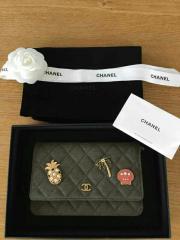 Chanel WOC, Wallet