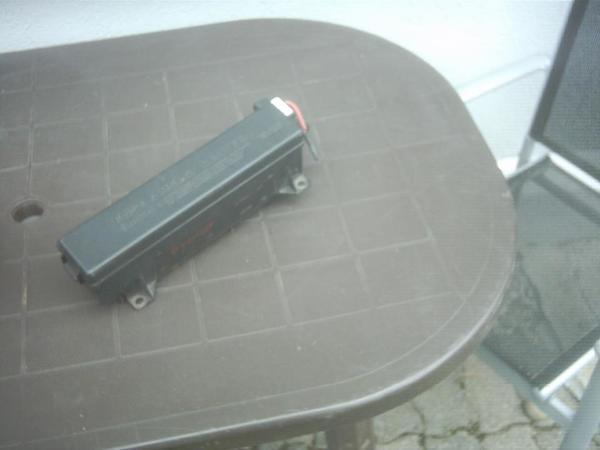 Chrysler Voyager III Sicherungskasten Bremsleuchte