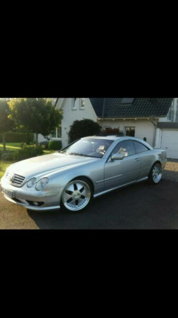 cl 55 AMG/// » Mercedes S-Klasse